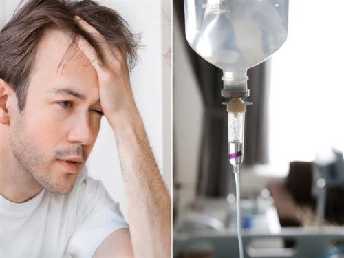 Детоксикация алкогольного синдрома